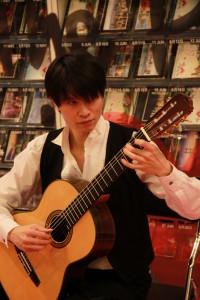 Daniel Sebt Guitarist